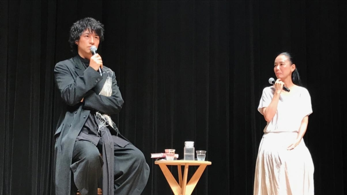 「俳優・斎藤工さん×映画監督・河瀬直美さん」シュタイナー教育を語る90分